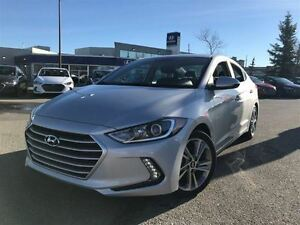 2017 Hyundai Elantra GLS- HEATED SEATS & WHEEL, SUNROOF