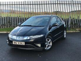 2008 Honda Civic 2.2 I-CDTI ES (not Golf, Leon, Astra, Focus, A3)