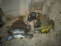 BMW E30 3 Series 3.73 Ratio Rear Diff Differential 33101211733 325i E36 NOT LSD compact z3 z1