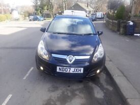Vauxhall Corsa 1.4 petrol 5 doors