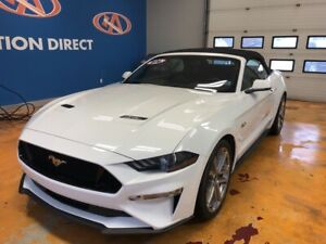2018 Ford Mustang GT Premium CONVERTIBLE, BACK UP CAMERA, ALL...