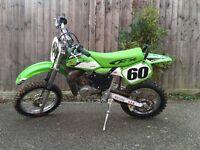 Kx 60 Kawasaki not 65 sx Yz Cr rm in mint condition