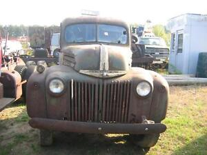 1947 Ford 3 Ton Cab & Chassis