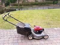 Honda izy lawnmower 21 inch