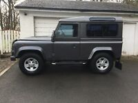 Land Rover Defender 90 TD5 County Automatic