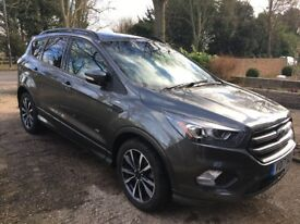 Ford Kuga 2.0 TDCi ST-Line Powershift 5dr Low mileage