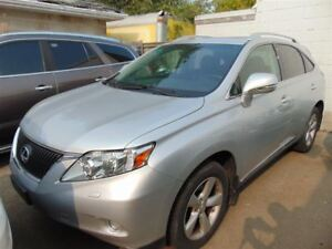 2010 Lexus RX 350 PREM PKG-LEATHER-SUNROOF-AWD