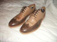 CLARKS BROGUES COST £60 NEW,GREAT CONDITION,SIZE 11,CAN POST