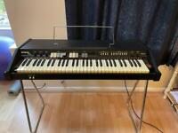 Vintage 1960's / 70's Eko Panda 61 electronic piano.