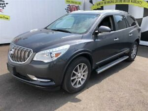 2013 Buick Enclave Leather, 3rd Row Seating, Leather, Sunroof, A