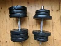 30kg hand weights