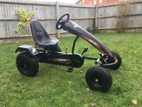Awesome Dino Kart. Dino Dragster F in black. Serious heavy duty go cart ages 5 upwards