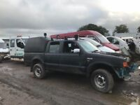 Ford ranger jeep breaking spare parts available