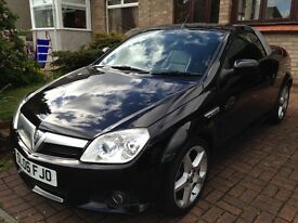 Vauxhall Tigra Convertible - 1.4 Exclusive - 2006 - only 44,000 miles