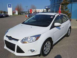 2012 Ford Focus SE, Heated seats, Power group