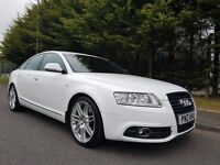 FEBRUARY 2011 AUDI A6 S-LINE SPECIAL EDITION 2.0 TDI 170BHP 6SPEED 1OWNER MAGNIFICENT FULL HISTORY!