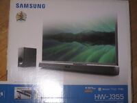 Samsung HW-J355 wireless sound bar