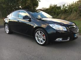 VAUXHALL INSIGNIA 1.8 VVTI EXCLUSIVE SRI SE 2010 60 REG , LOW MILEAGE EXAMPLE , P/X WELCOME