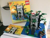 Lego Set 6077 Complete Boxed Old & Rare!