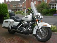 Harley Davidson Road King FLHR