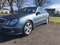 My Personal Stunning Mercedes E270 a Clean Example