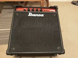 Ibanez SW15 15W 1x10 Soundwave Bass Combo Amp for sale (or trade)