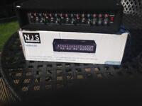 Amp mixer pa