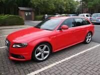 Audi A4 TDI S line Quattro