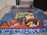 ACTION MAN BEDDING & CURTAINS