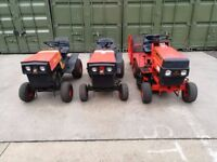 3 Westwood Ride On Mowers for sale