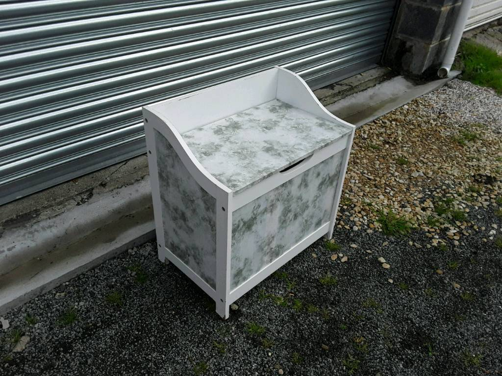 Linen box or toy box