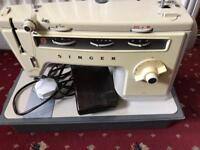 Singer electric sewing machine