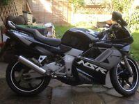 Honda NSR 125 with MALOSSI aluminium 180cc cylinder kit, new MOT, just been serviced