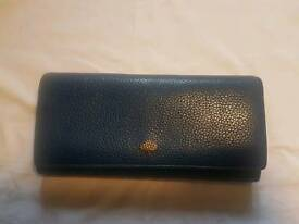 Mulberry Purse Blue