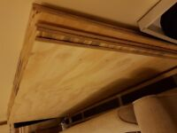 18mm softwood plywood structural - 7x sheets 2440mm x 1220mm PRICE PER SHEET