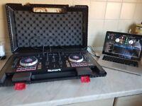 Numark Mixtrack Platinum Controller With Case