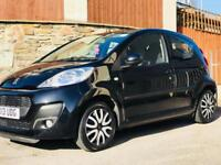 Peugeot 107 2013 one owner only 34950 miles