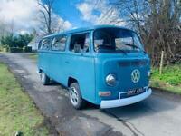 1971 VW Campervan Earlybay