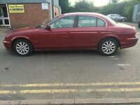 JAGUAR S TYPE BREAKING COMPLETE CAR ALL FULLY TESTED AND DESPATCHED SAME DAY