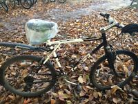 Used mountainbike timberline Gt