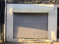 Shop Front Security Metal Roller Shutters