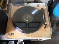 Ion pure lp record player