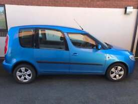 Skoda roomster automatic 1.6 16v