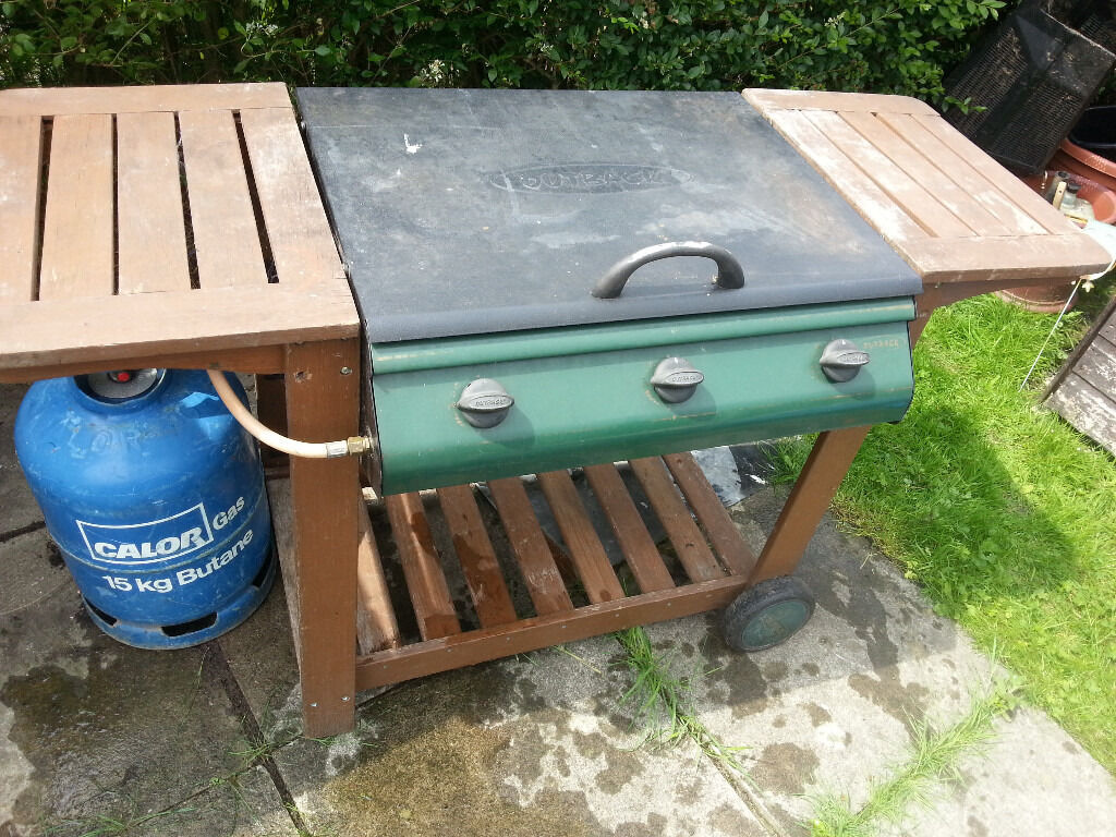 outback original 3 griddle gas barbeque | in Hyde, Manchester | Gumtree