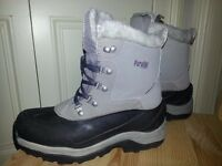 Avalanche snow boot
