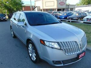 2012 Lincoln MKT PANORAMIC ROOF B-UP CAMERA AWD 7PSGR