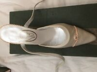 Wedding Season.....Shoes (brand new) never worn