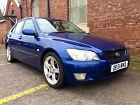 2001 Lexus IS200 SE Auto Drives Superb. 12 Months MOT. Automatic.