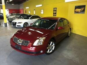 2004 Nissan Maxima SE 3.5 ~ LEATHER ~ ALL POWER OPTIONS ~ HEATED