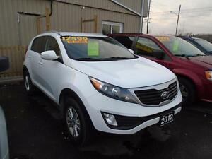 "2012 Kia Sportage ""WWW..PAULETTEAUTO.COM"" APPLY TODAY!!"